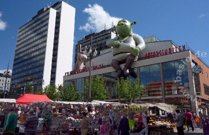 Hötorget Stockholm loppmarknad